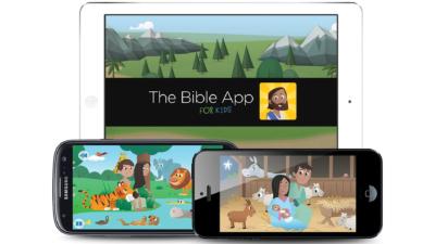 youversion bible kids