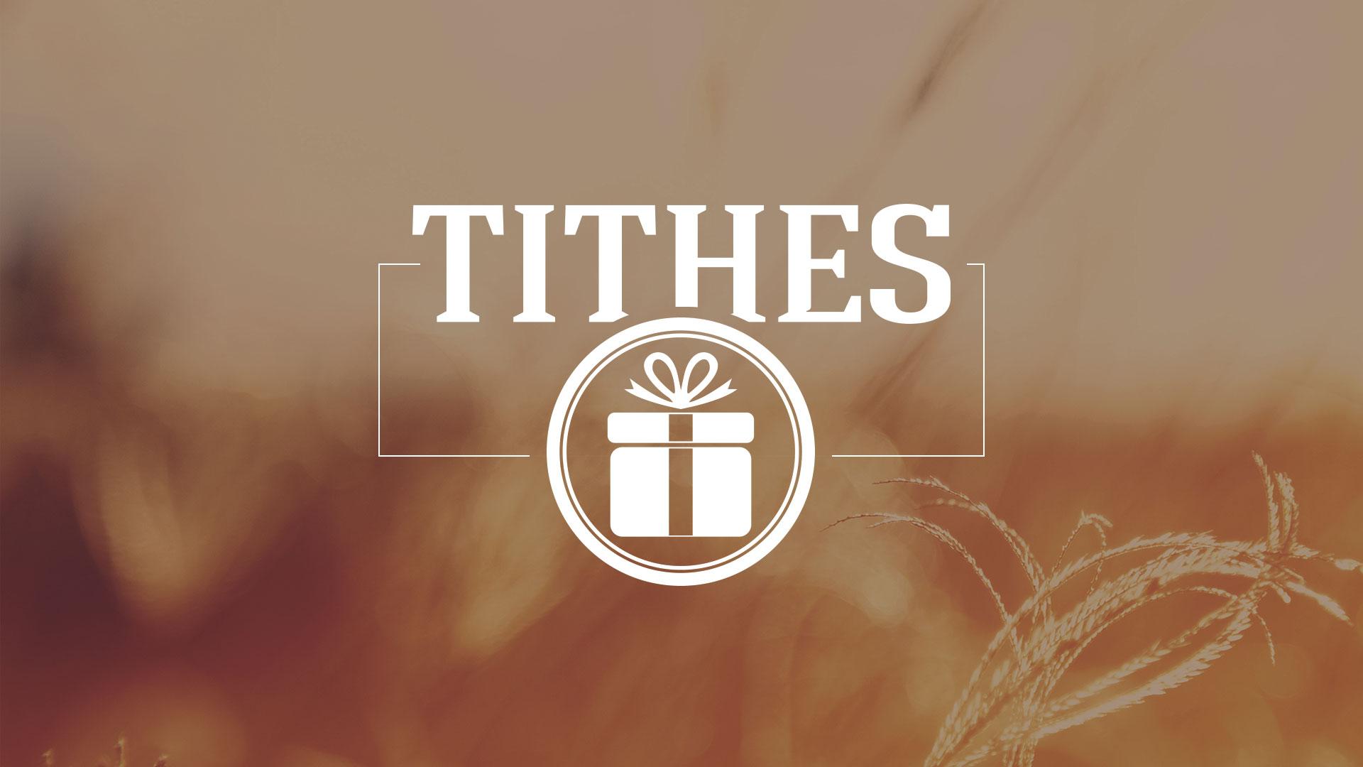 tithes
